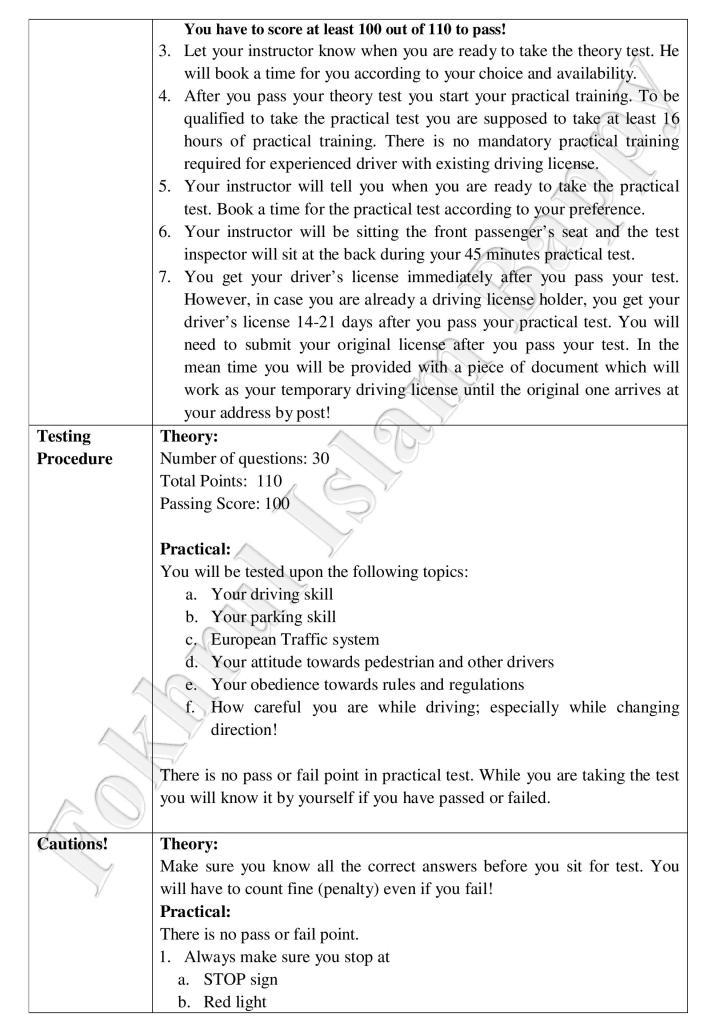 Steps to make a drivers license-page-002